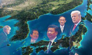 Korean Reunification, China and Donald Trump